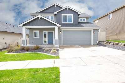 Spokane Single Family Home Chg Price: 6011 W Melrose Ln