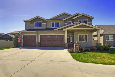 Spokane Valley Single Family Home For Sale: 2003 S Sundance Dr