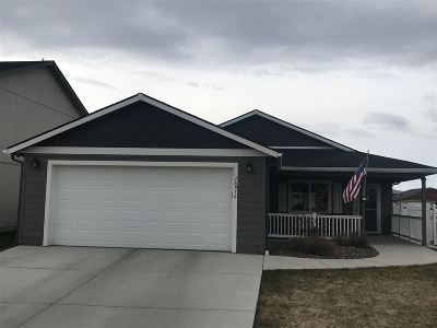 Spokane WA Single Family Home Pending: $231,400