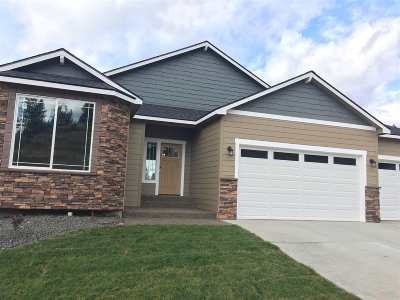 Spokane Valley Single Family Home For Sale: 2608 S Seabiscuit Dr
