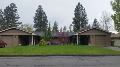Spokane Valley Multi Family Home For Sale: E 22nd