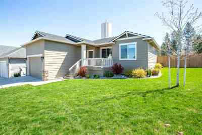 Spokane WA Single Family Home Ctg-Sale Buyers Hm: $282,900