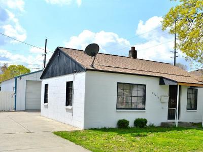 Spokane Single Family Home For Sale: 1414 E Everett Ave