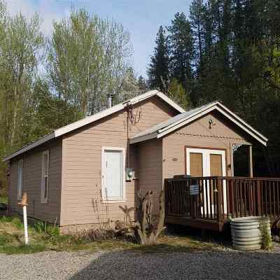 Hunters Single Family Home Ctg-Inspection: 5033 S Hwy 25 Hwy