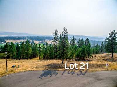 Spokane Valley Residential Lots & Land For Sale: 16518 E 26th Ln