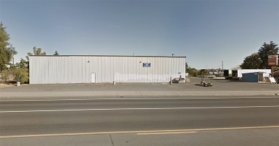 Airway Heights Commercial For Sale: 12432 W Sunset