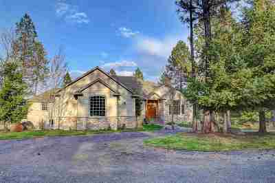 Colbert Single Family Home For Sale: 21414 N Antler Ridge Ln