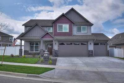 Spokane Valley Single Family Home For Sale: 1812 S Clover Dr