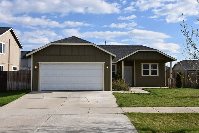 Airway Heights, Medical Lk Single Family Home Ctg-Inspection: 12505 W 4th Ave