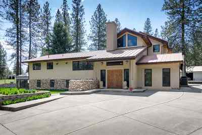 Single Family Home For Sale: 5636 Corkscrew Canyon Rd