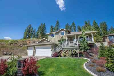 Otis Orchards WA Single Family Home Ctg-Inspection: $350,000