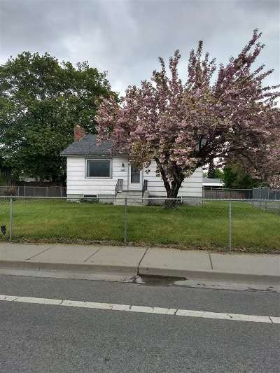 Single Family Home Ctg-Inspection: 14011 E Broadway Ave