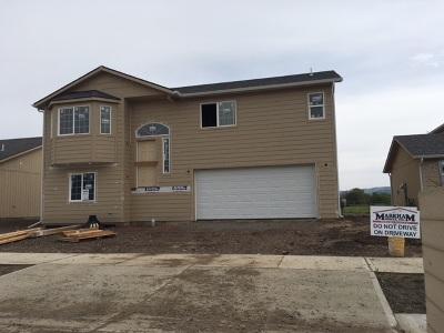 Spokane County Single Family Home For Sale: 9806 E Hoffman Ct