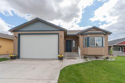 Spokane County Single Family Home For Sale: 8566 N Oak St