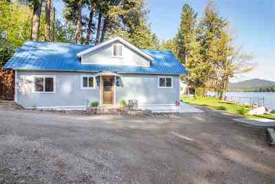 Spokane County, Stevens County Single Family Home For Sale: 22705 E Park Beach Rd