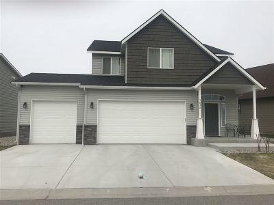 Spokane Single Family Home For Sale: 8592 N Oak St