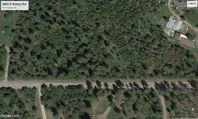 Chattaroy Residential Lots & Land For Sale: 3903 E Bailey (Approx. Address) Rd