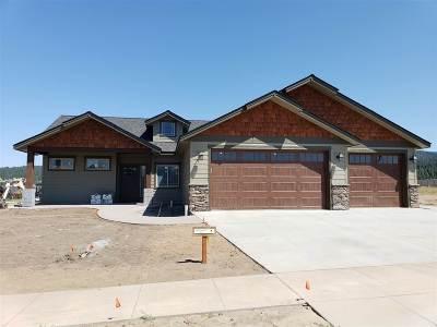 Spokane County Single Family Home For Sale: 4212 E Willamette St