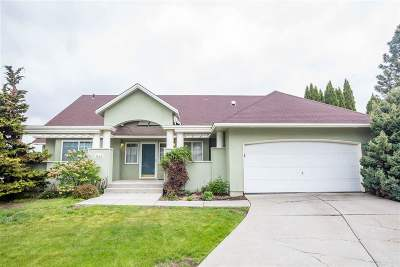 Spokane Single Family Home Chg Price: 3515 E Lydia Ct