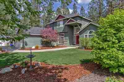 Nine Mile Falls Single Family Home Chg Price: 7329 W Kendick Ave