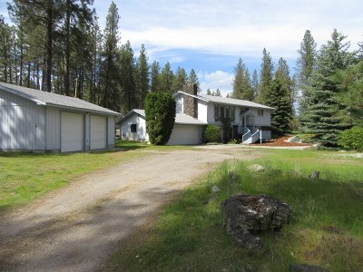 Cheney Single Family Home Ctg-Sale Buyers Hm: 11214 S Spotted Rd