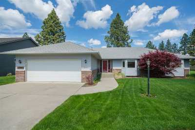 Spokane Single Family Home For Sale: 5115 S Woodfield Ln