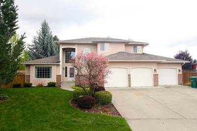 Spokane Valley Single Family Home Ctg-Inspection: 3735 S Union Ct