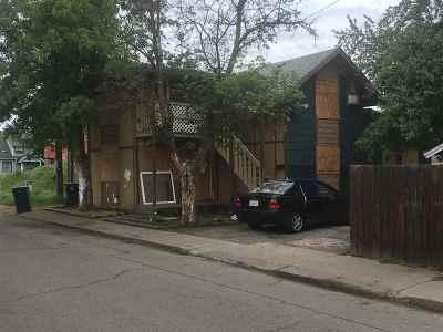 Spokane Single Family Home For Sale: 912 N Chestnut St