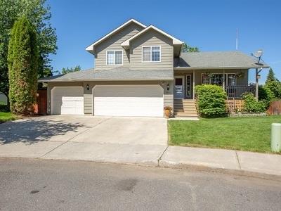 spokane Single Family Home Ctg-Inspection: 3201 E Marie Ct