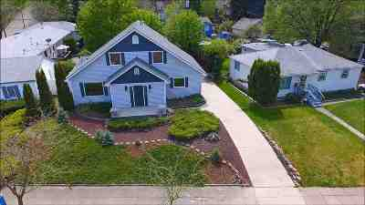 Single Family Home For Sale: 1218 E 5th Ave