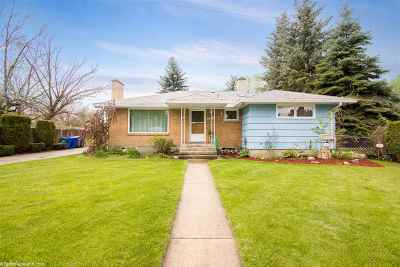Single Family Home For Sale: 8116 E Fairview Ave