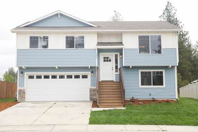 Airway Heights, Medical Lk Single Family Home For Sale: 602 E Jim Darby Dr