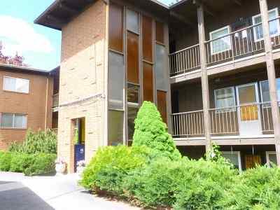 Spokane Condo/Townhouse Bom: 108 E Rowan Ave #1