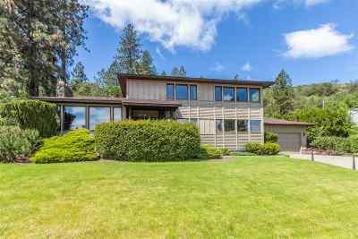 Spokane Single Family Home For Sale: 7507 N Birch Ct