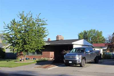 Single Family Home Ctg-Inspection: 3123 W Bismark Ave