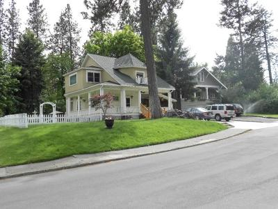 Spokane, Spokane Valley Single Family Home For Sale: 11 W Sumner Pkwy