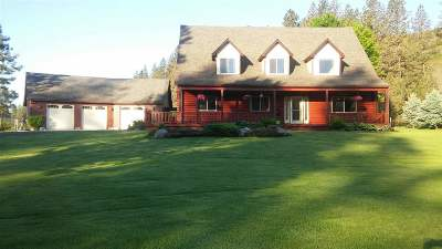 Single Family Home New: 13909 N Shady Slope Rd