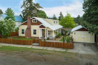 Newport Single Family Home For Sale: 919 W 4th St