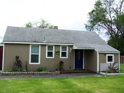Single Family Home Ctg-Inspection: 17602 E Alki Ave