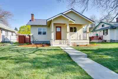 Single Family Home New: 2918 W Fairview Ave
