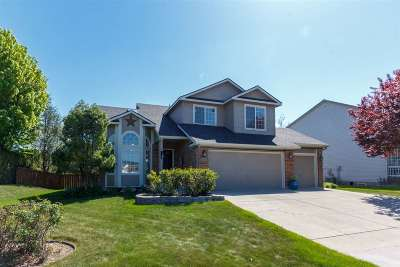 Spokane Valley Single Family Home New: 3201 S Woodlawn Dr