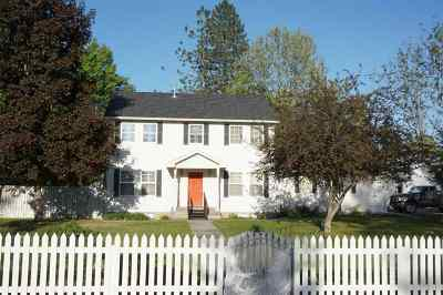 Nine Mile Falls WA Single Family Home Chg Price: $384,900