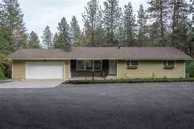Spokane Single Family Home New: 3511 W Rosamond Dr