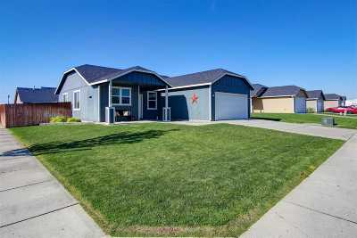 Airway Heights, Medical Lk Single Family Home New: 12417 W Meadow Ct