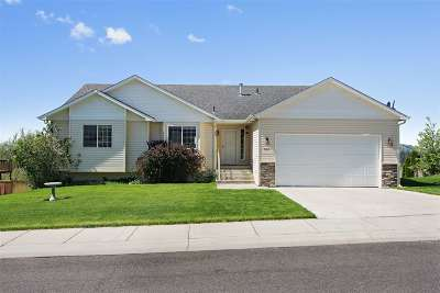 Airway Heights, Medical Lk Single Family Home Ctg-Inspection: 1109 N Olson Hill Ct