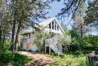 Nine Mile Falls Single Family Home Ctg-Inspection: 14427 W Pine Bluff Rd