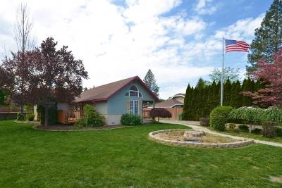 Spokane County Single Family Home Ctg-Inspection: 3701 W Queen Ave