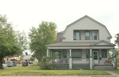Single Family Home New: 1203 W Maxwell Ave