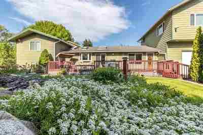 Spokane County Single Family Home New: 4121 N Glenn Rd