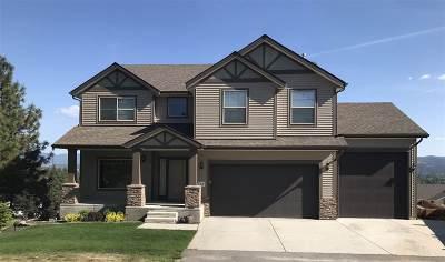 Spokane Single Family Home New: 7620 E Ruby Ln